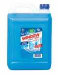 WINDOW PLUS AMMONIUM 5l płyn do mycia szyb i luster
