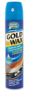 GOLD WAX ANTISTATIC 300ml preparat nabłyszczania mebli spray